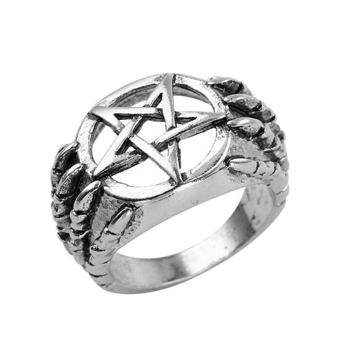 Pentagram Star Ring