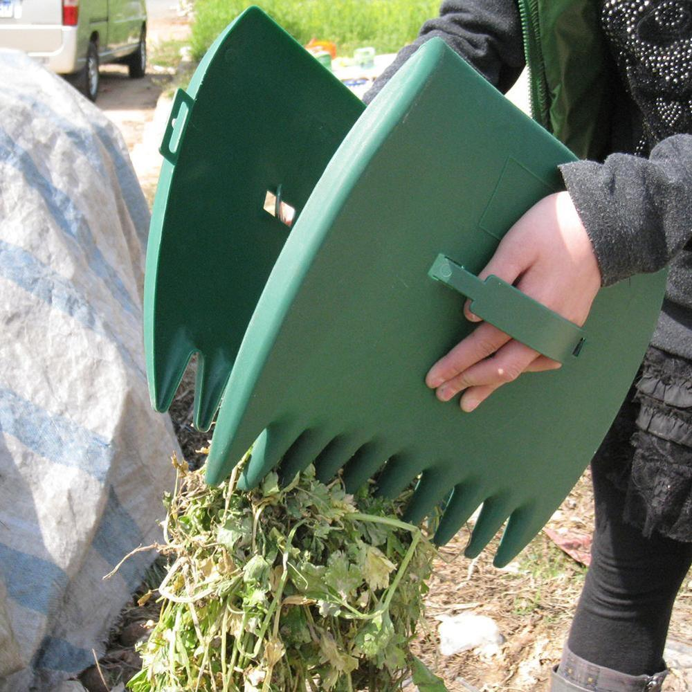 Leaf Claws Grabber Scoop Hand Rakes