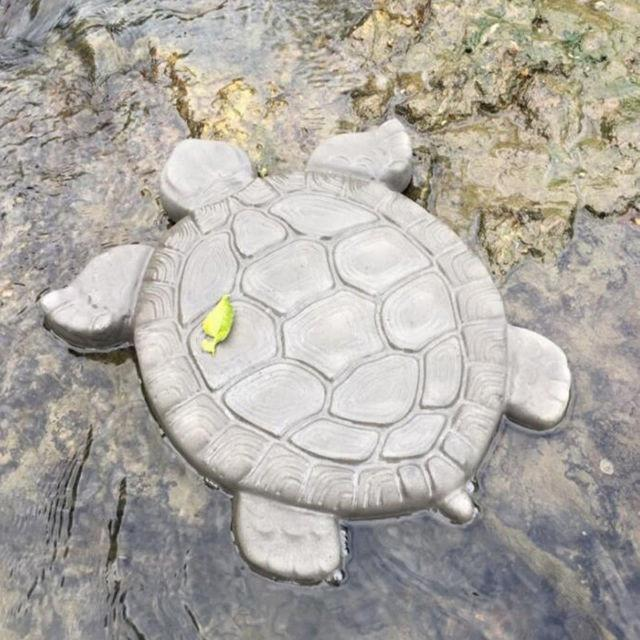 Garden Sea Turtle Mold