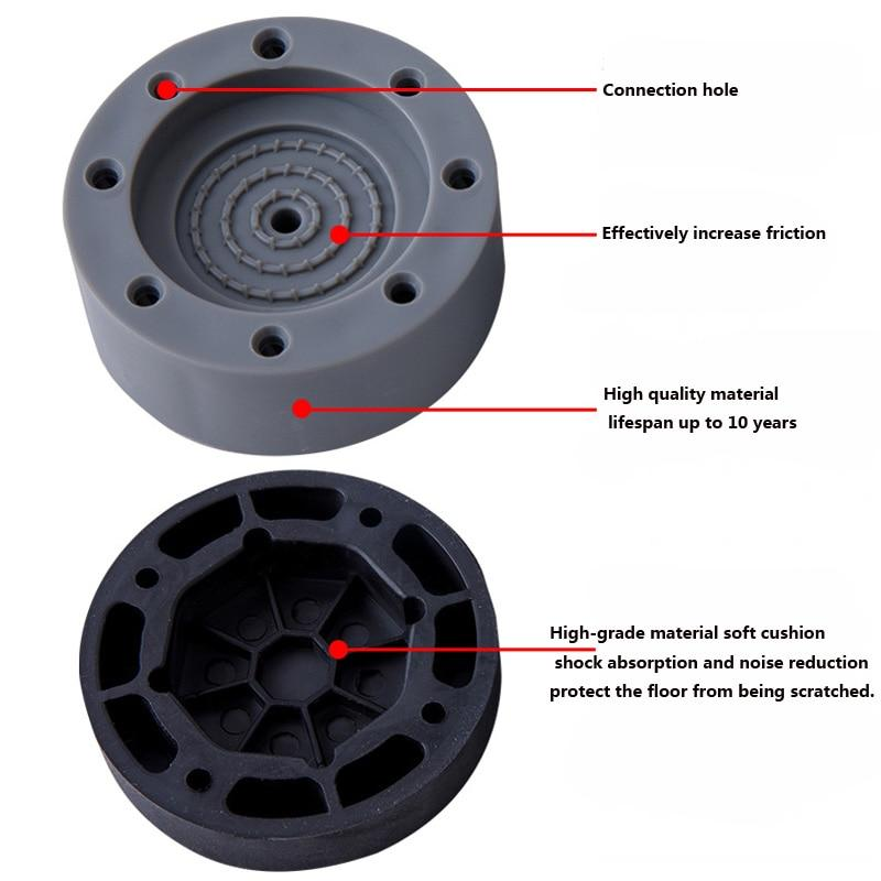 Shock & Noise Cancelling Washing Machine Support