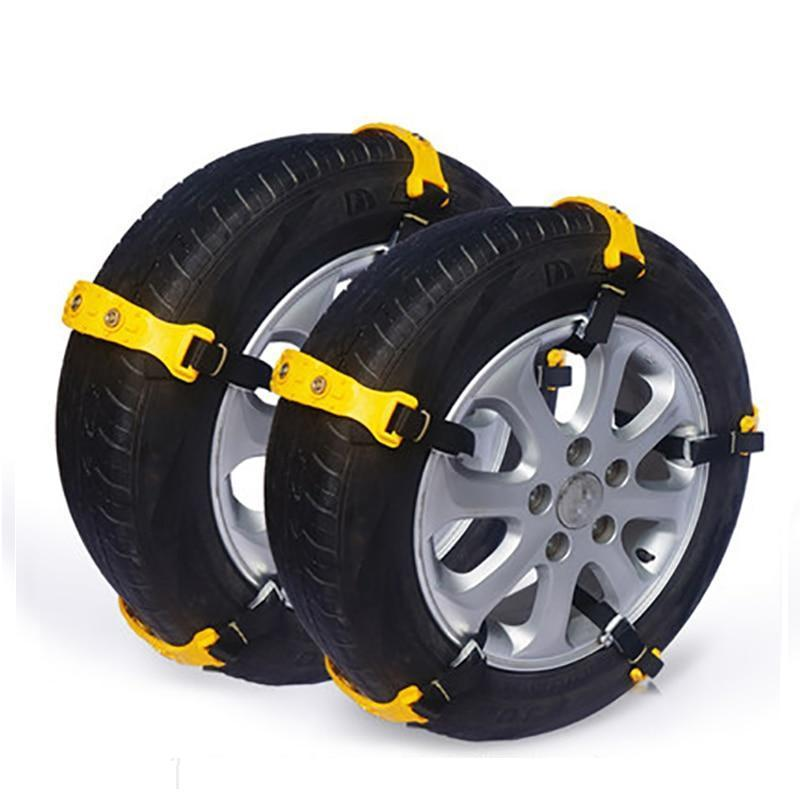 Anti-Slip Car Tire Snow Chains