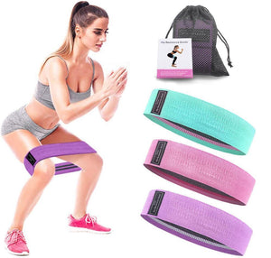 Booty Bands Resistance Bands for Legs & Butt