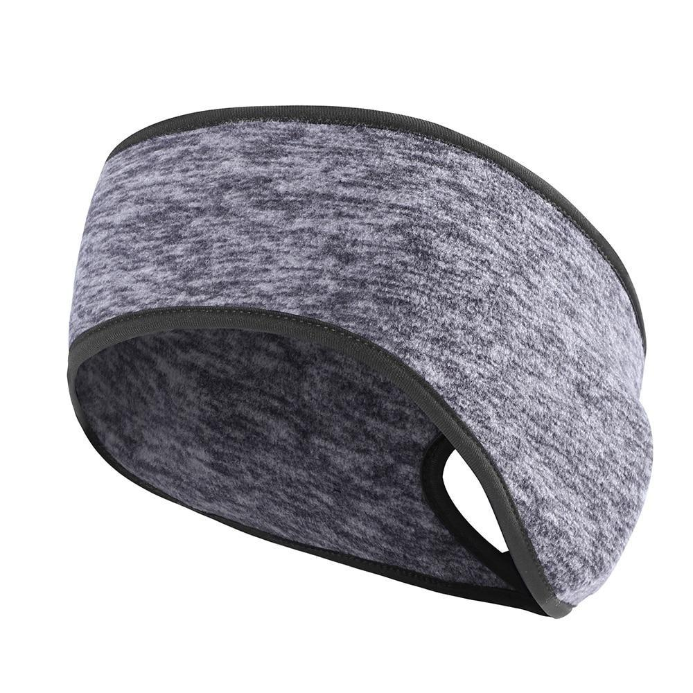 Fleece Ponytail Headband