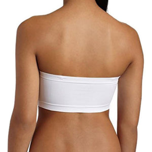 Invisible Seamless Bandeau Bra