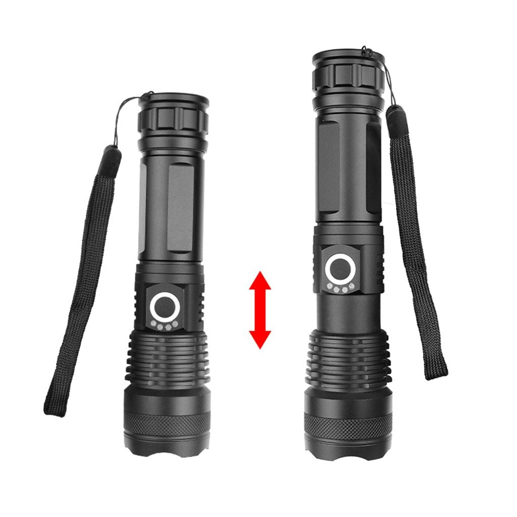XHP50 Powerful LED Flashlight