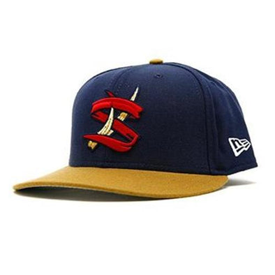 "State College Spikes New Era Official On-Field Alternate Cap - ""MiLB 59FIFTY"""