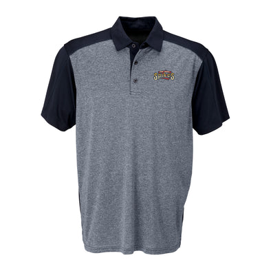 State College Spikes Men's Two-Tone Polo