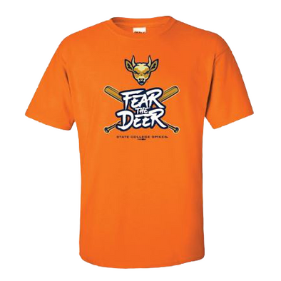 State College Spikes Fear the Deer T-Shirt