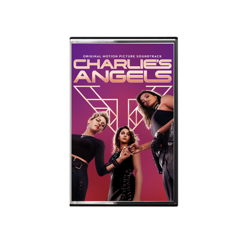 Charlie's Angels Cassette + Digital Album