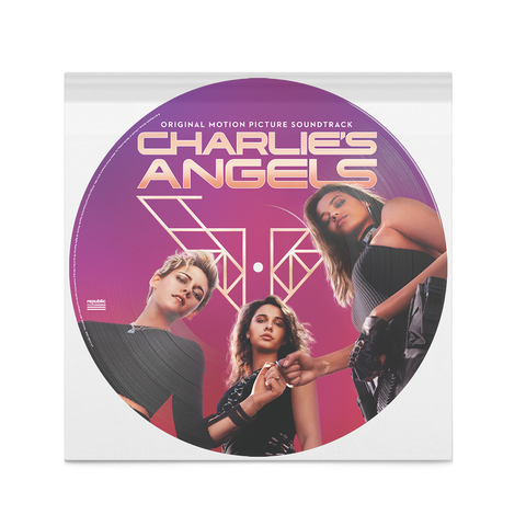 Charlie's Angels Picture Disc