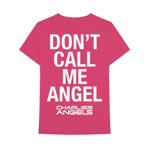 Don't Call Me Angel T-Shirt + Digital Album