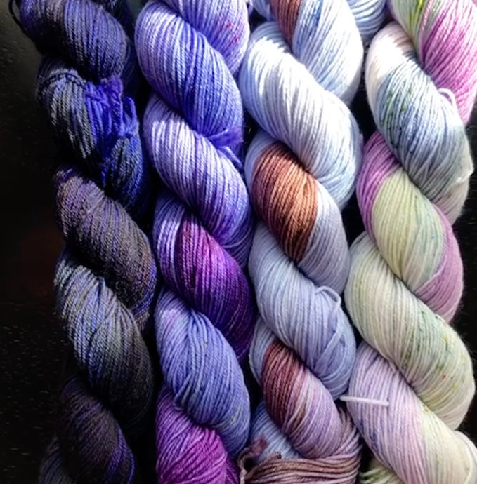 Celestial Event Series: Spring Equinox Exclusive Colorways 4 x 50g