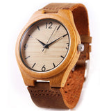 Clint - Bamboo Wooden Watch