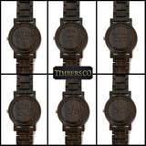 Jett Series - Maple Wooden Watch for Women
