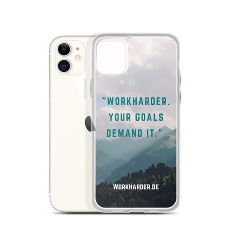 WorkHarder | YGDI | All iPhone Cases - WorkHarder