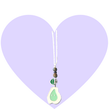 Load image into Gallery viewer, Pastel Pear Whimsical Necklace