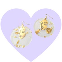 Load image into Gallery viewer, Golden Age Earrings