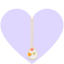 Load image into Gallery viewer, Three Little Flores Necklace
