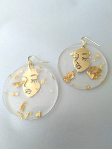 Golden Age Earrings