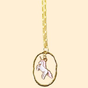 Amalthea the Enchanted Necklace