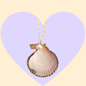 Clam + Pearl Dreams Necklace