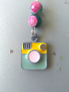 Insta-Cam Necklace