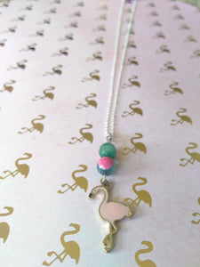 Flamingo Paradise Necklace