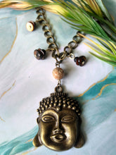 Load image into Gallery viewer, Zen Buddha Charm Bracelet