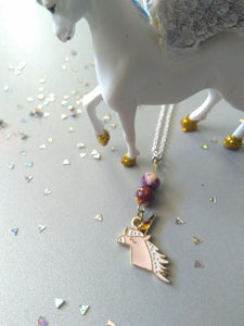 Magical Princess Unicorn Necklace