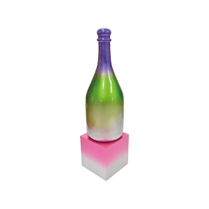 Champagne Bottle 3
