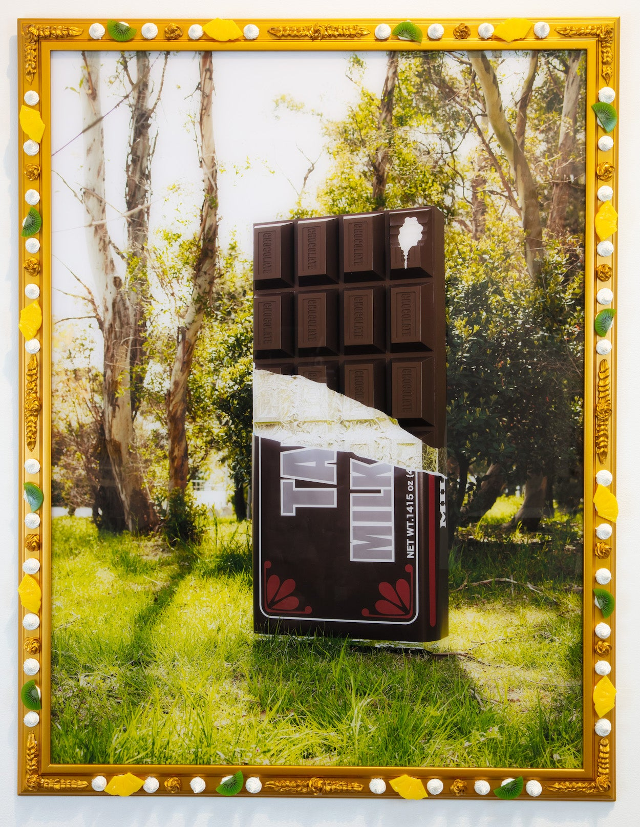 Appeared (Chocolate Monolith)
