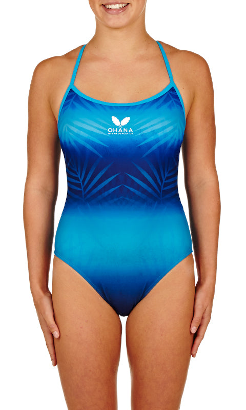 ELOUERA ADULTS PRINTED ONE PIECE