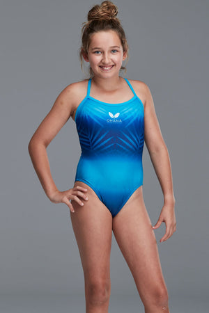 ELOUERA YOUTH PRINTED ONE PIECE