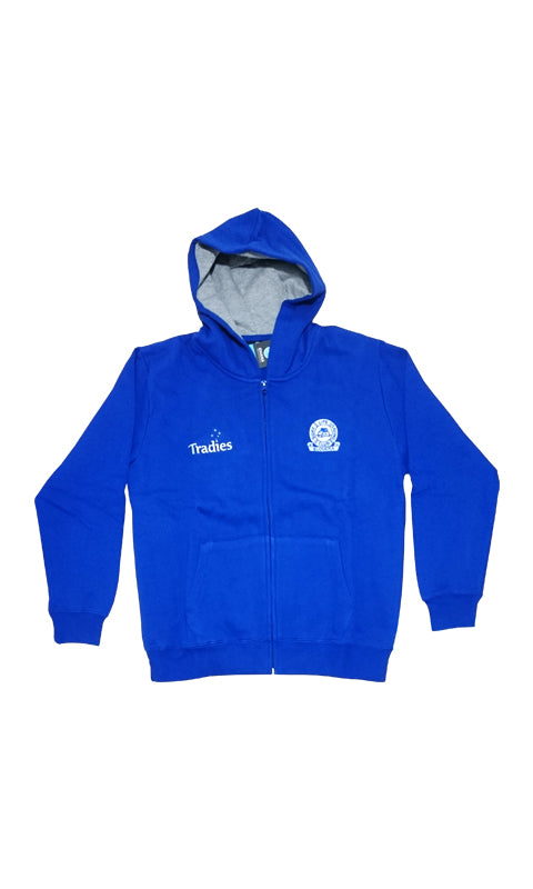 ELOUERA YOUTH ZIP HOODY