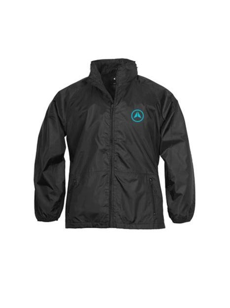 OHANA SPRAY JACKET- BLACK