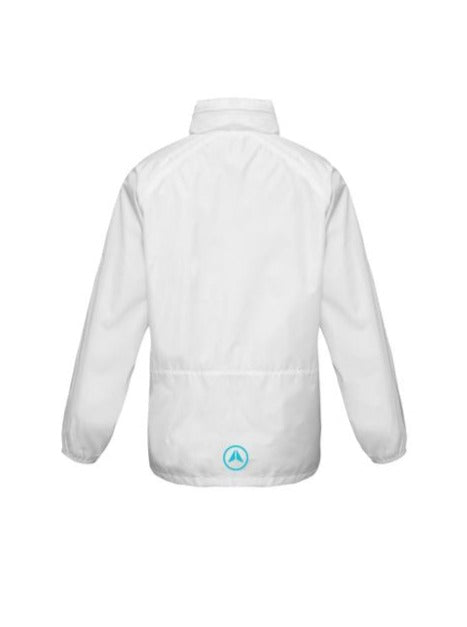 OHANA SPRAY JACKET- WHITE