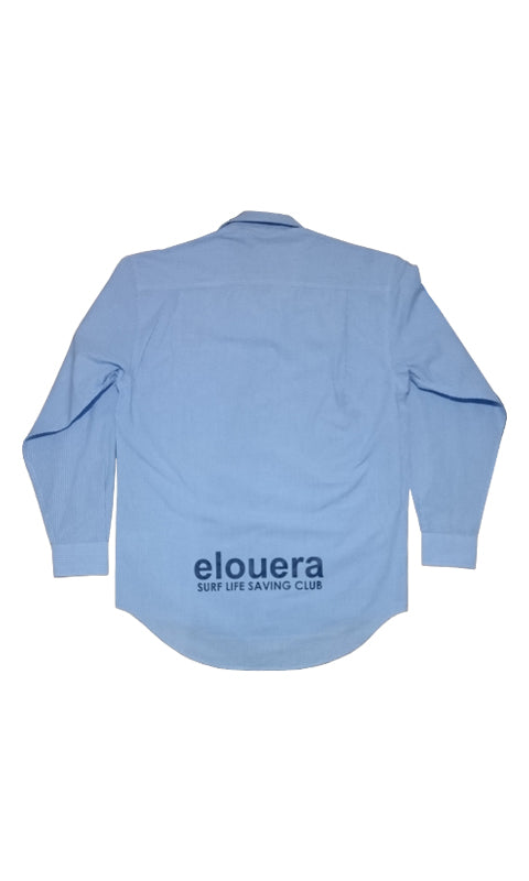ELOUERA UNISEX COLLARED CLUB SHIRT