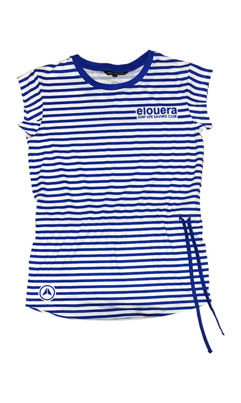 ELOUERA YOUTH STRIPED DRESS