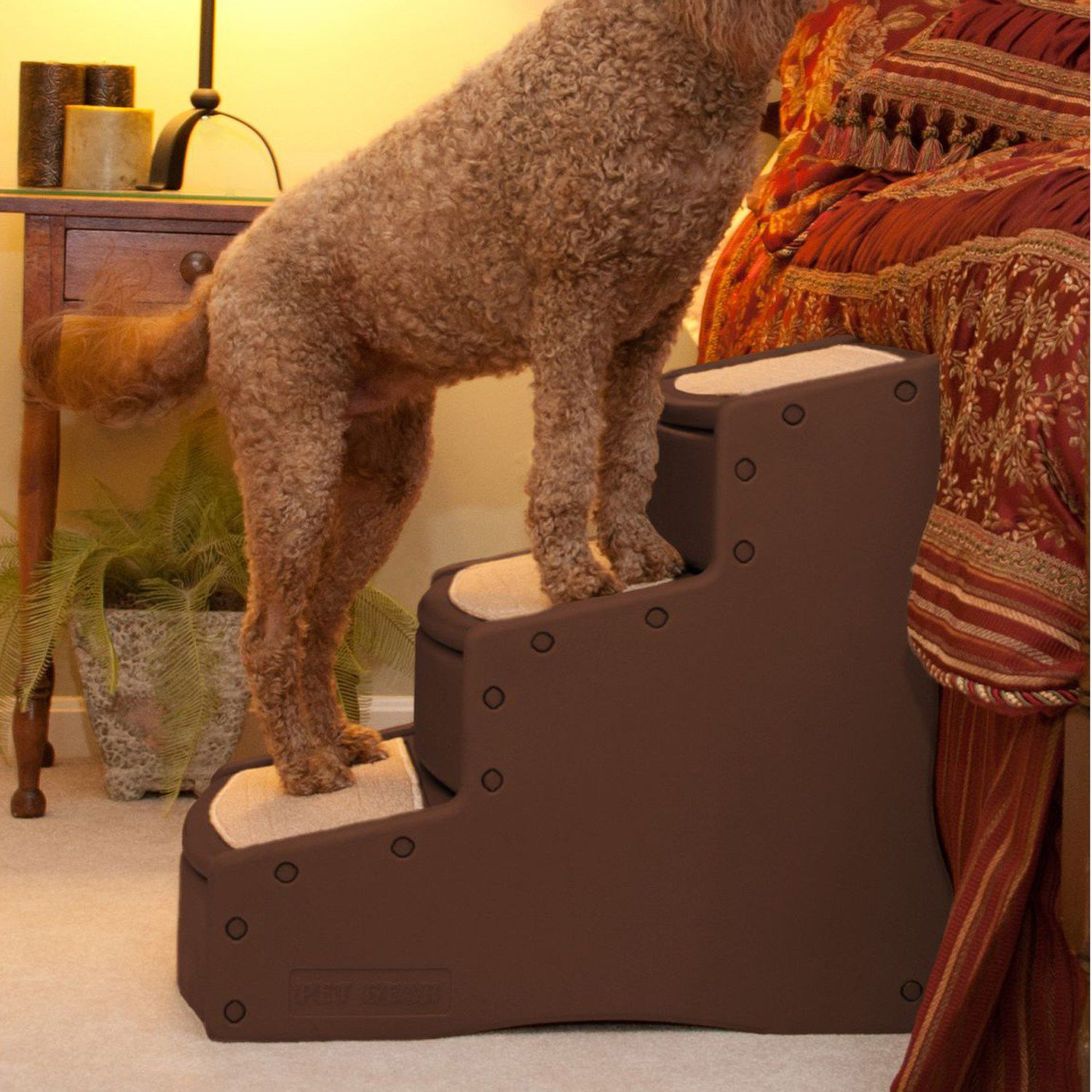 Pet Gear Easy Step III Extra Wide Pet Stair