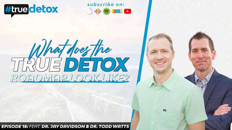 Episode 18 - Dr. Jay & Dr. Todd - What Does The True Detox Roadmap Look Like?