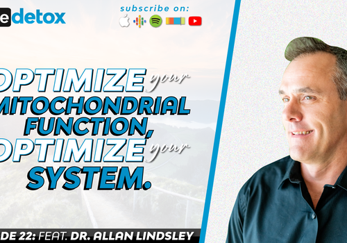 Episode 22 - Dr. Allan Lindsley - Optimize Your Mitochondrial Function, Optimize Your System
