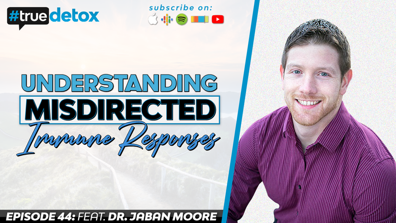 Episode 44 - Dr. Jaban Moore - Understanding Misdirected Immune Responses With Dr. Jaban Moore
