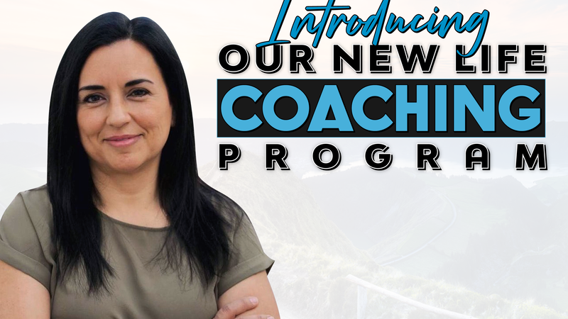Episode 51 -  Sara Bybee Fisk - Introducing Our New Life Coaching Program With Sara Bybee Fisk