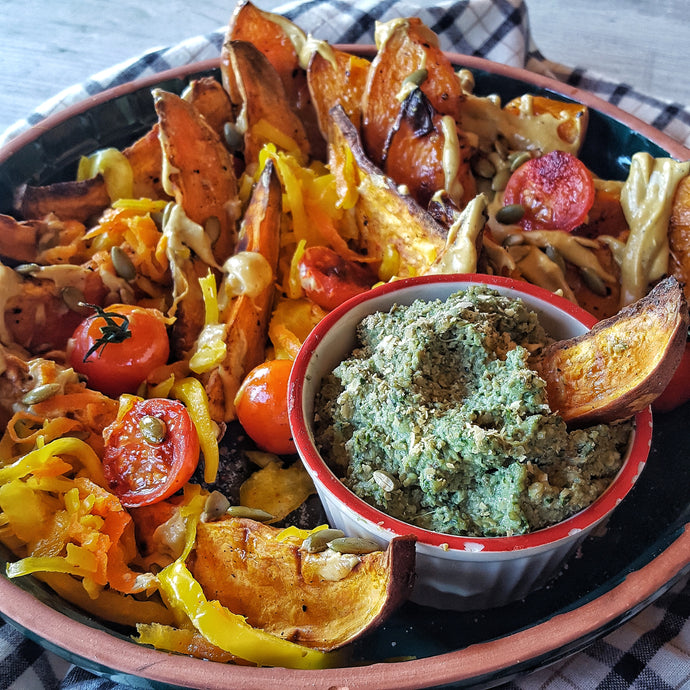 Sweet Potato & Squash Sharing Platter