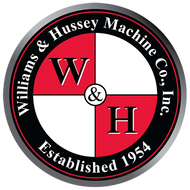 Williams and Hussey Machine Company Logo