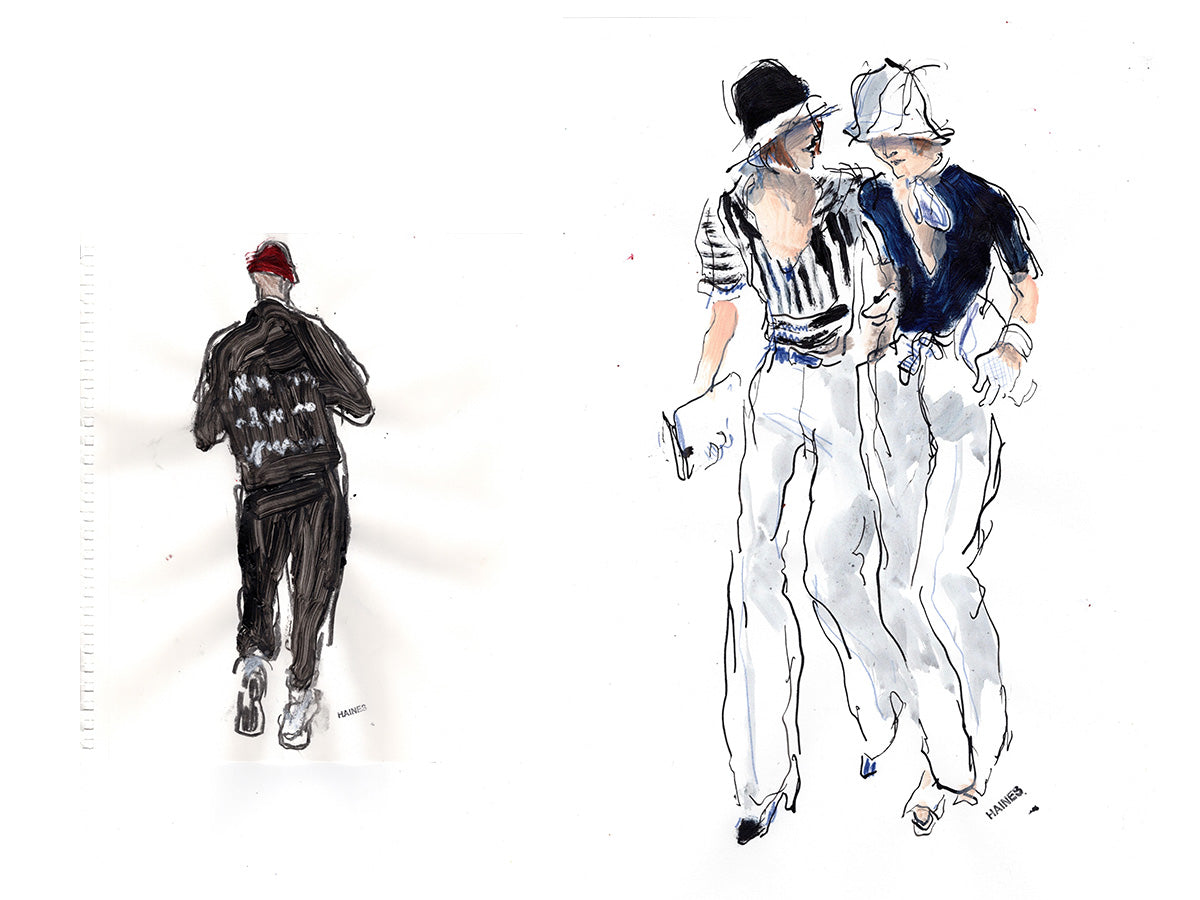 Richard Haines Sketches