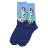 Women's Botticelli's Birth of Venus Socks thumbnail
