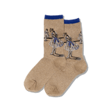 Womens Degas' Study of a Dancer Socks thumbnail