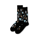 Men's Medical Crew Socks thumbnail