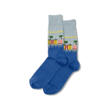Men's Charleston Crew Socks thumbnail